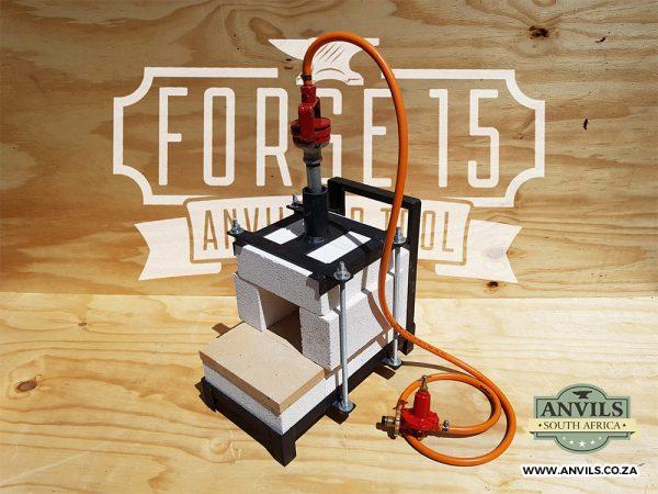 Casspir SB1 Gas Forge | Blacksmith Forge | Anvils South Africa