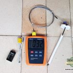 Forge Furnace Thermometer and High Temperature Ceramic Probe 1300C – Shop